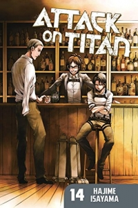 Attack on Titan - Vol.14