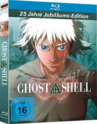 Ghost in the Shell - Mediabook Edition [Blu-ray]