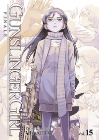 Gunslinger Girl - Vol.15