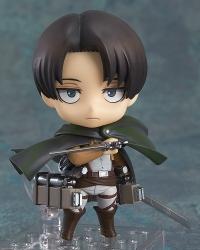 Shingeki no Kyojin - Actionfigur: Levi (Nendoroid)