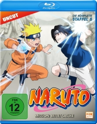 Naruto: Staffel 5 [Blu-ray]
