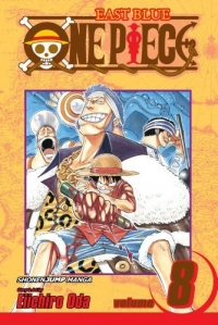 One Piece - Vol.08: Kindle Edition