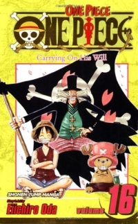 One Piece - Vol.16: Kindle Edition
