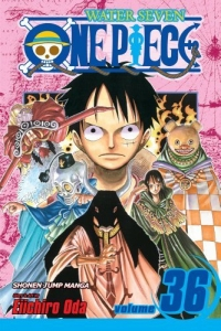 One Piece - Vol.36: Kindle Edition