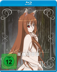 Spice and Wolf - Vol.3/3 [Blu-ray]