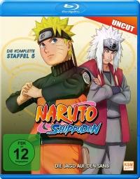 Naruto Shippuden: Staffel 05 [Blu-ray]