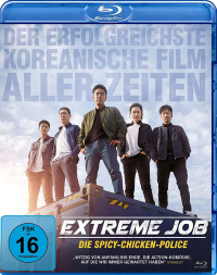 Extreme Job: Die Spicy-Chicken-Police [Blu-ray]