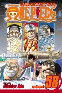 One Piece - Vol.58: Kindle Edition