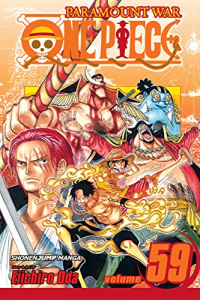 One Piece - Vol.59: Kindle Edition