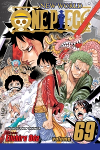 One Piece - Vol.69: Kindle Edition