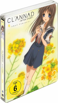 Clannad After Story - Vol.2/4: Limited Steelbok Edition