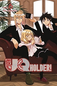 UQ Holder! - Vol.06