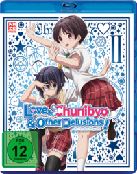 Love, Chunibyo & Other Delusions! - Vol.2/4 [Blu-ray]