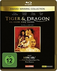 Tiger & Dragon [Blu-ray]