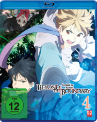 Beyond the Boundary: Kyokai no Kanata - Vol.4/4 [Blu-ray]