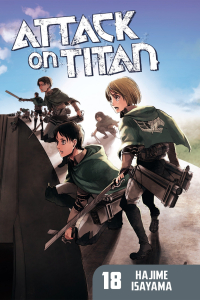 Attack on Titan - Vol. 18