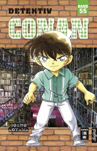 Detektiv Conan - Bd.55: Kindle Edition