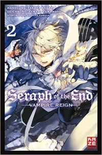 Seraph of the End: Vampire Reign - Bd.02