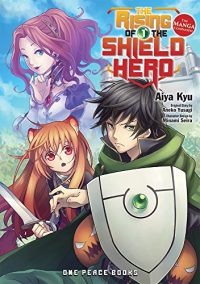 The Rising of the Shield Hero: The Manga Companion - Vol.01