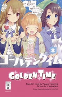 Golden Time - Bd.08