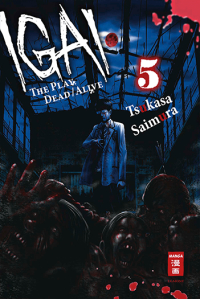 Igai: The Play Dead/Alive - Bd.05