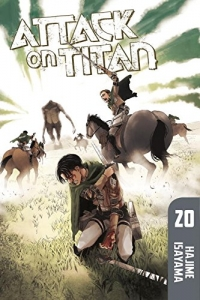 Attack on Titan - Vol.20