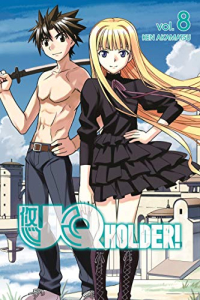 UQ Holder! - Vol.08