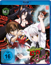 Highschool DxD BorN - Vol.2/4 [Blu-ray]
