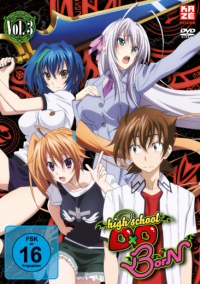 Highschool DxD BorN - Vol.3/4