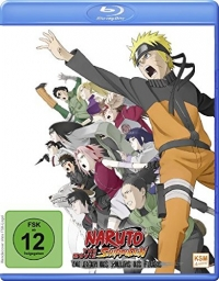 Naruto Shippuden - Movie 3: Die Erben des Willens des Feuers [Blu-ray]