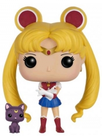 Sailor Moon - Figur: Sailor Moon & Luna (Pop!)