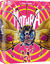 Mothra - Limited Edition [Blu-ray]