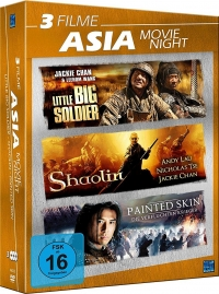 Asia Movie Night: Little Big Soldier / Shaolin / Painted Skin