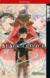 Black Clover - Bd.02: Kindle Edition