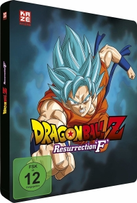 Dragonball Z: Resurrection 'F' - Limited Steelbook Edition [Blu-ray+DVD]