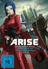 Ghost in the Shell: Arise - Border 1+2