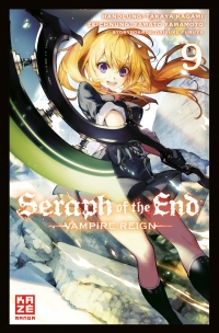 Seraph of the End: Vampire Reign - Bd.09