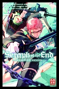 Seraph of the End: Vampire Reign - Bd.07