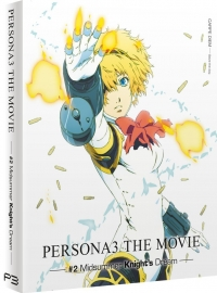 Persona 3: The Movie 2 - Midsummer Knight's Dream: Collector's Edition (OwS) [Blu-ray+DVD]