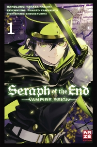 Seraph of the End: Vampire Reign - Bd.01: Kindle Edition