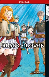 Black Clover - Bd.05: Kindle Edition