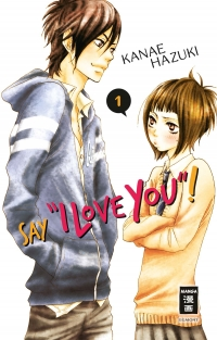 """Say """"I Love You""""! - Bd.01"""
