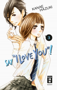 "Say ""I Love You""! - Bd.03"
