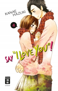 "Say ""I Love You""! - Bd.04"