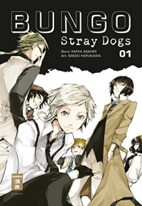 Bungo Stray Dogs - Bd.01