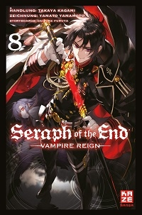 Seraph of the End: Vampire Reign - Bd.08: Kindle Edition