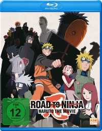Road to Ninja: Naruto the Movie [Blu-ray]