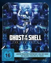 Ghost in the Shell: The New Movie - Limited Collector's Edition [Blu-ray]