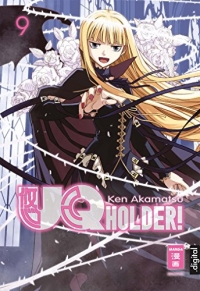 UQ Holder! - Bd.09: Kindle Edition