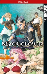 Black Clover - Bd.07: Kindle Edition
